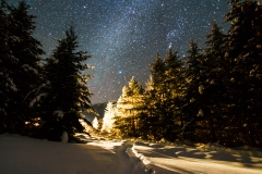 Stars and Snow