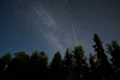 Milky Way from Vernon, BC