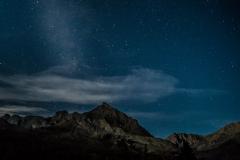 Mount Rae under the Stars