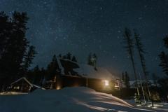 Starry Night in Montana