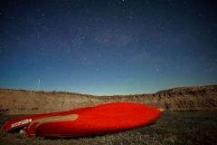 Stars and Canoes