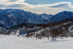 Hakuba Cortina Ski Resrot