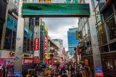 Takeshita Street, Harajuku District, Tokyo
