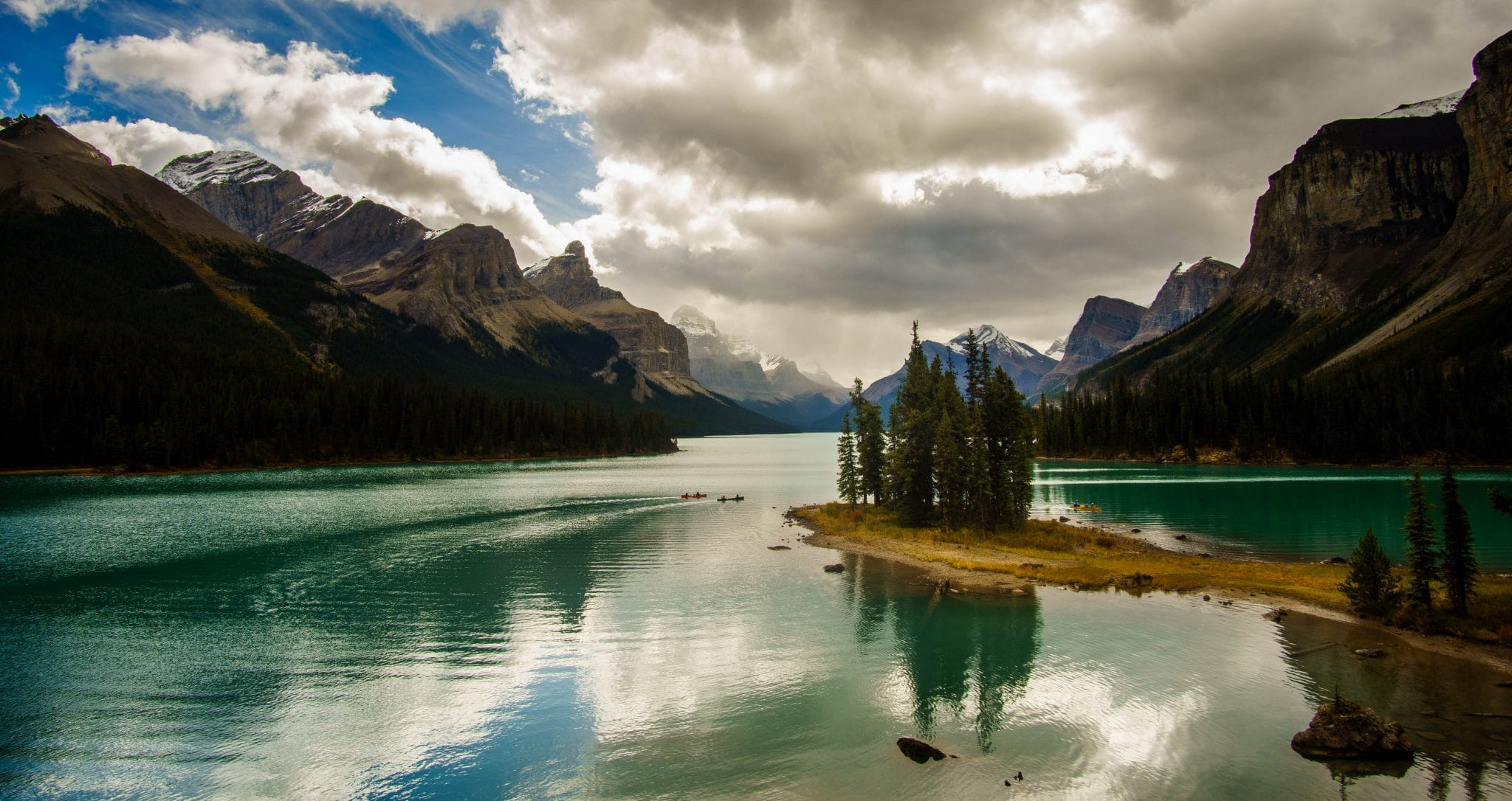Camping on Maligne Lake - Everything You Need to Know to Plan Your Trip!