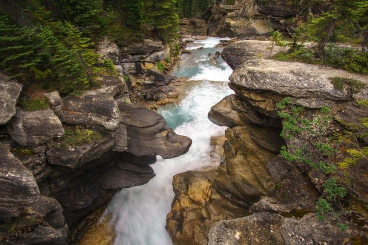 Twin Falls Erosion