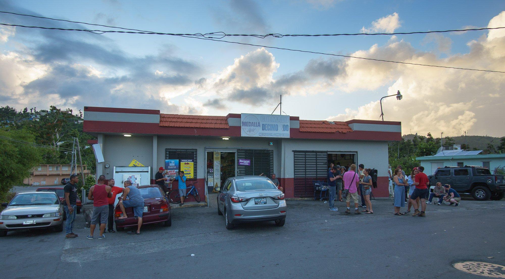 The Colmado in Yabucoa