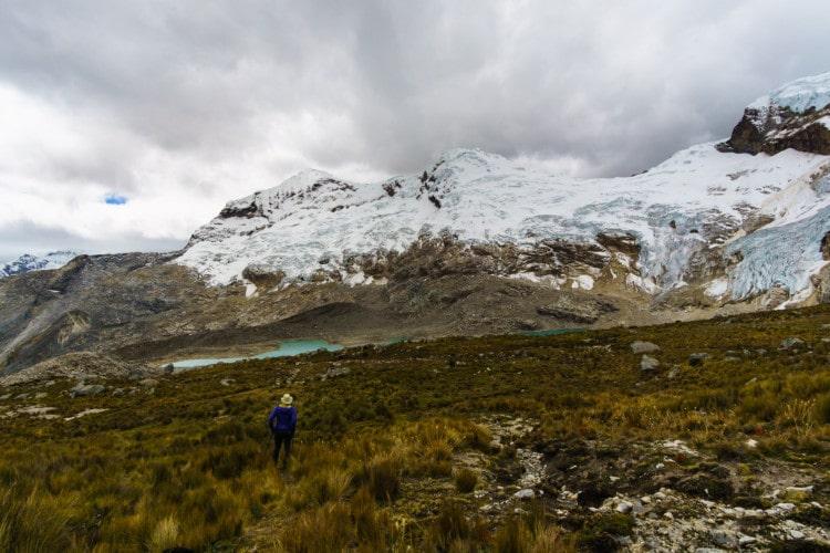 Amazing views in Huaraz Peru