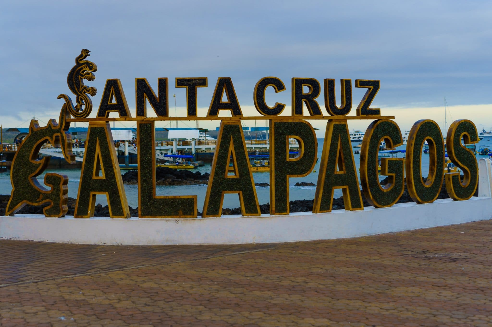 Santa Cruz, Galapagos Islands - The Starting Point of Most Land Based Tours