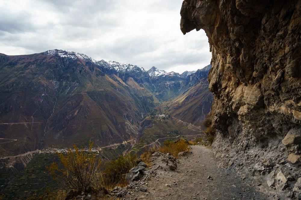 Colca Canyon tour day 1