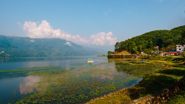 Lakeside Pokhara View