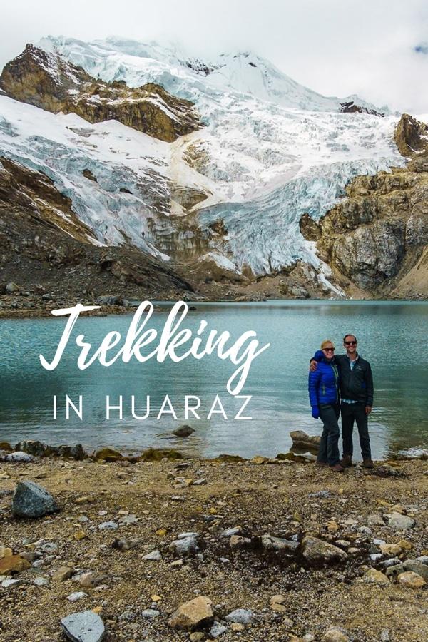 hiking and trekking in huaraz peru