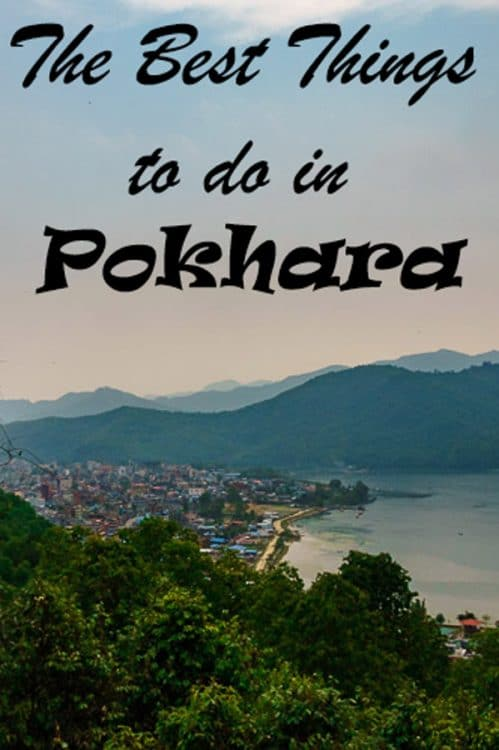 the best things to do in pokhara pin